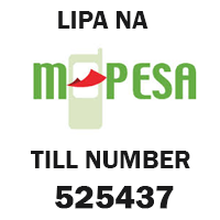 Pay Via MPESA